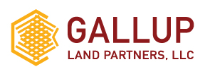 Gallup Land Partners Retina Logo
